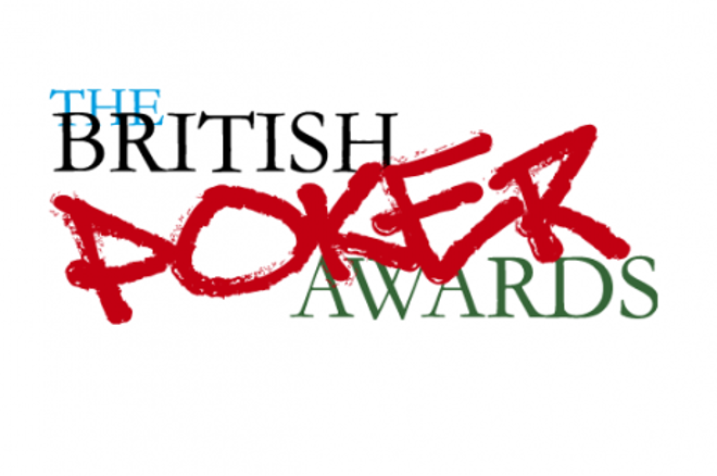 British Poker Adwards