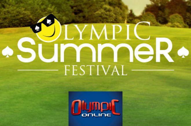 Jau 18. augustā Rīgā norisināsies Olympic Summer Festival! 0001