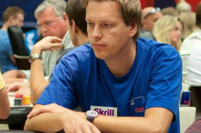 Tallinas EPT: Diena 4 - Rolands Norietis finišē 14. vietā (€10,000) 0001
