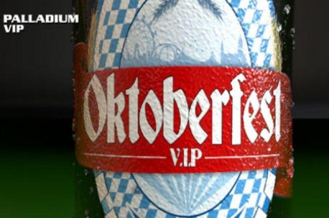 Огляд PartyPoker: Акція VIP Oktoberfest , а також дивіться, як... 0001