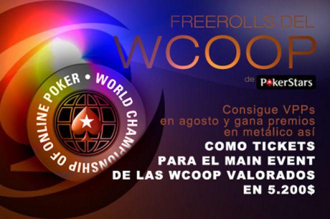 WCOOP Freerolls