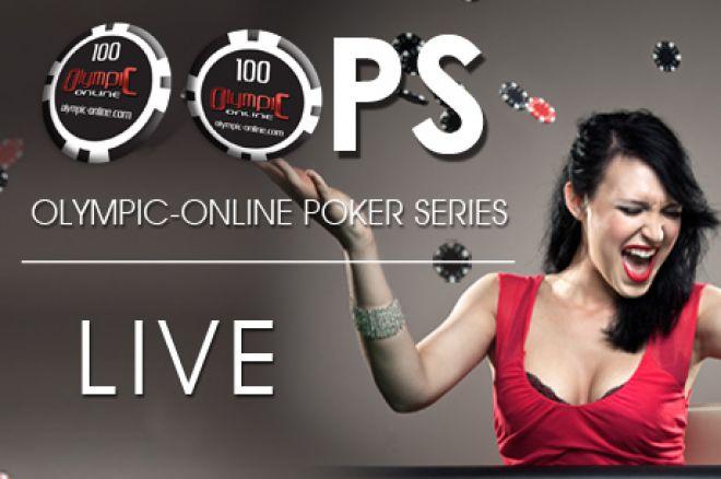 Rīt Rīgā, Olympic Voodoo Casino startēs kārtējais OOPS Live posms 0001