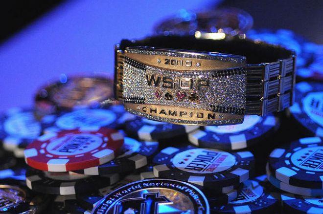 WSOP 2010 käevõru