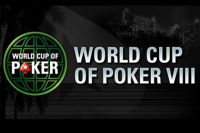 PokerStars World Cup of Poker - Satélites este Fim de Semana 0001
