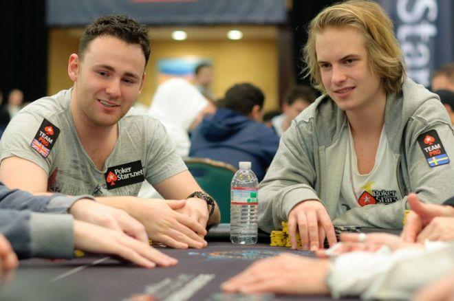 """Viktor """"Isildur1"""" Blom över $250k upp som Team PokerStars medlem 0001"""