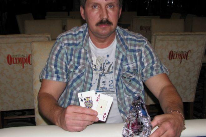 2011 OSF Main Event - Diena 2: Turnīru uzvar Vilnis Grigorjevs (Intervija) 0001