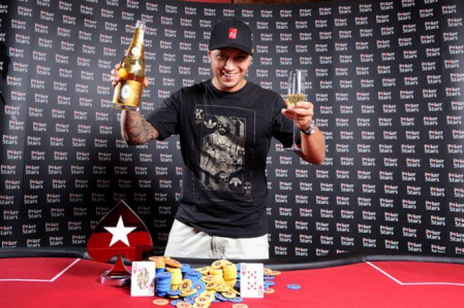 Zagrebas Eureka Poker Tour: Turnīru uzvar Ričards Bodis 0001