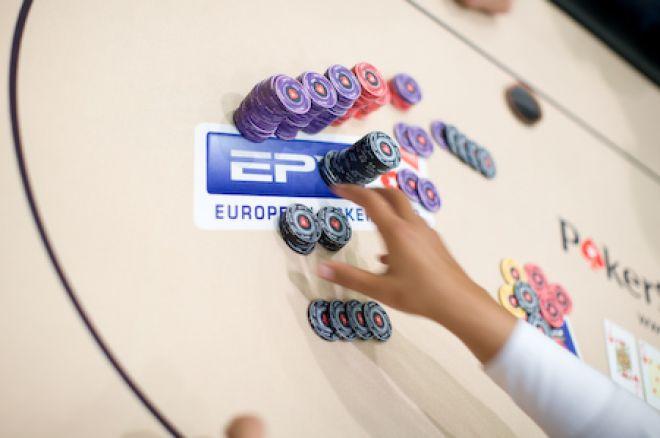 2011 PokerStars.com EPT Barcelona День 1a: Селбст в центре внимания 0001