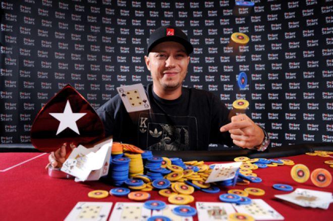Ричард Бодис выигрывает Eureka Poker Tour Хорватия 0001
