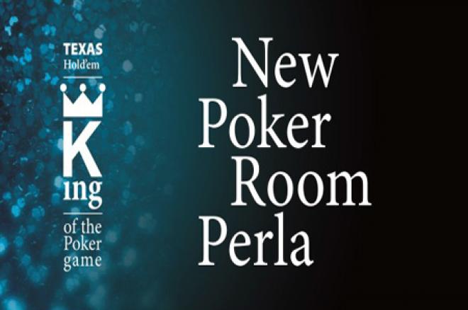 Perla casino poker room