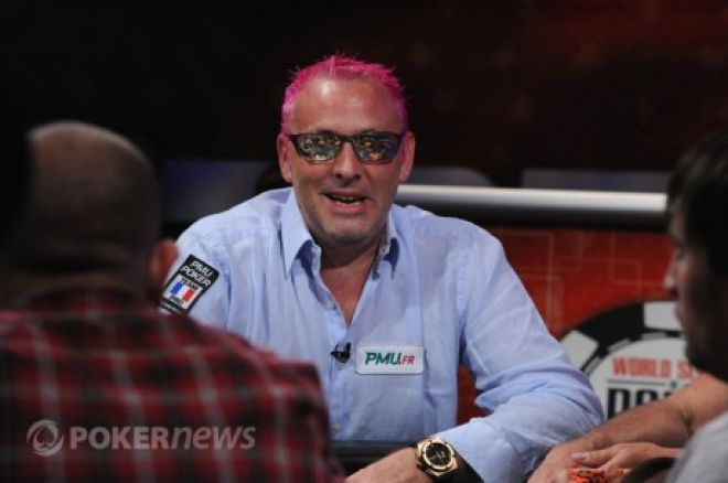2011 PokerStars.com EPT Барселона Day 1b: Гийом Даркурт в... 0001