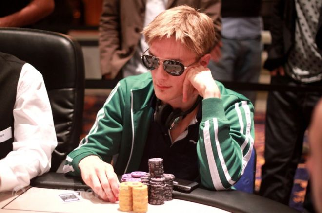 David Sonelin EPT Barcelona 2011