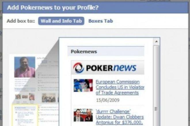 PokerNews en Facebook
