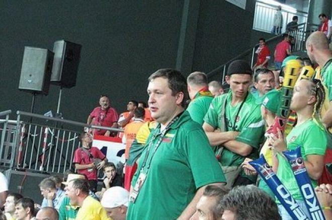 Tony G ragina palaikyti Lietuvos krepšinio rinktinę 0001