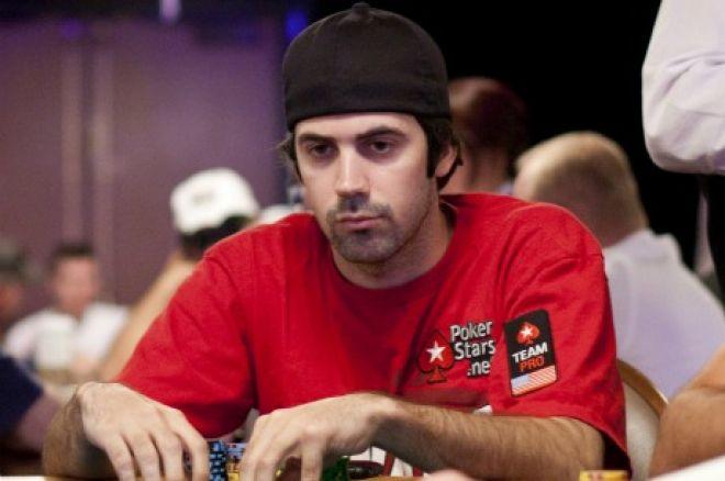 Jason Mercier, el mejor en los rankings