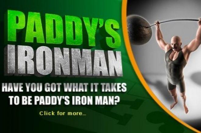 Paddy Power Poker продовжує промо Iron man. 0001