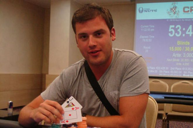 Armando Serdarušić odnosi Croatian Poker Series Main Event 2011 0001