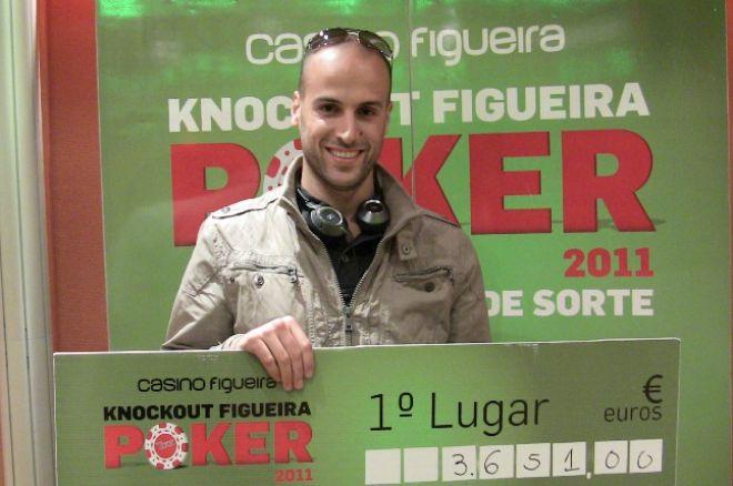 Marcos Ramos vence Knockout Figueira Poker Tour de Setembro 0001