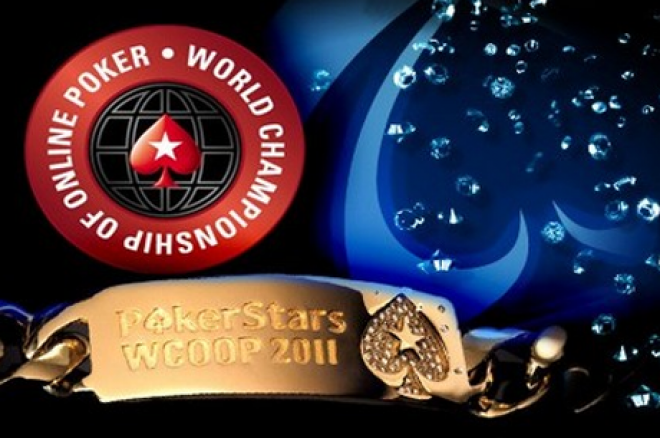 WCOOP 2011 - Dag 2: Fisherman903 tweede in Event #1