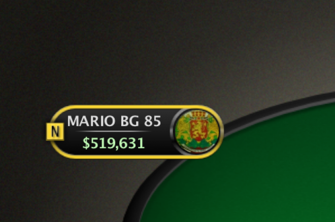 MARIO BG 85 PokerStars