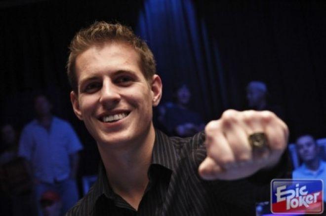 "Epic Poker League Main Event #2: Ο Mike ""Timex"" McDonald κερδίζει τον τίτλο 0001"