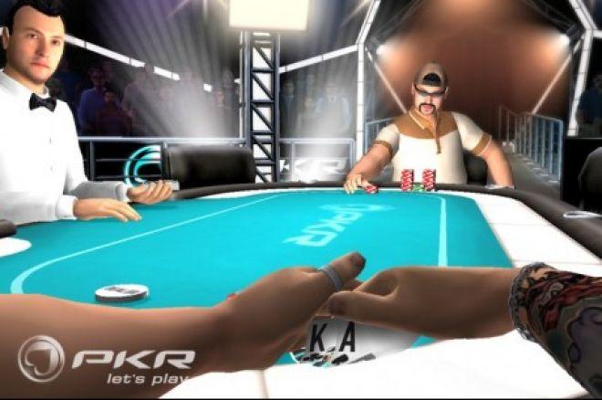 PKR Poker - interneto pokerio ateitis 0001
