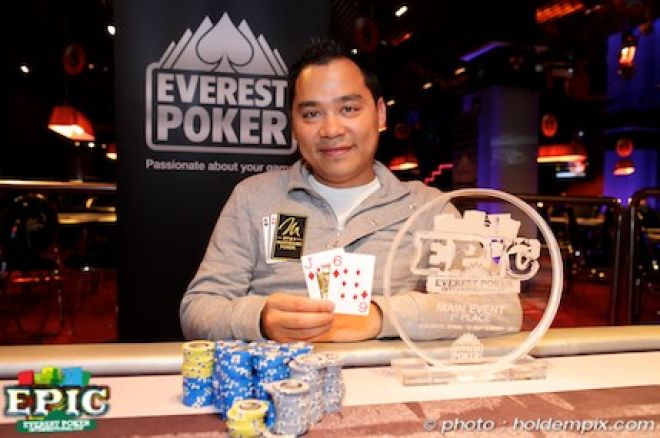 Hanh Tran je 2011 Everest Poker International Cup Šampion - Goran Zoraja drugo mesto 0001