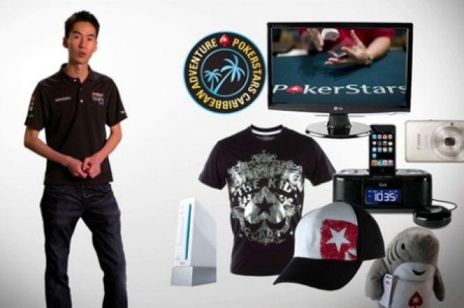 5 blogiausi būdai išleisti PokerStars FPP 0001