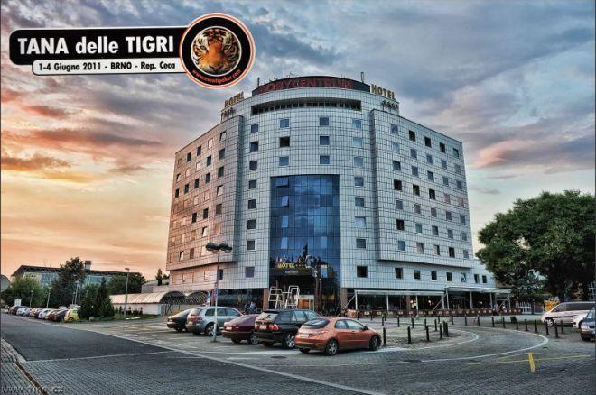 V Brně se opět uskuteční Tana delle Tigri 0001