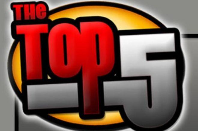5 geriausi būdai panaudoti PokerStars FPP 0001