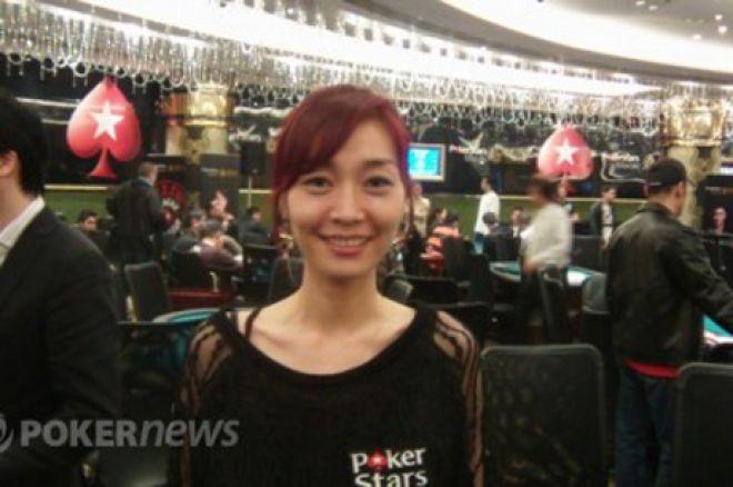 포커스타즈의 한국 최초 여성 프로! Vivian Im! 0001