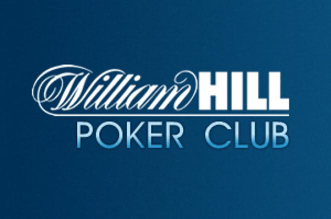 Τουρνουά για καινούριους καταθέτες στο William Hill Poker 0001