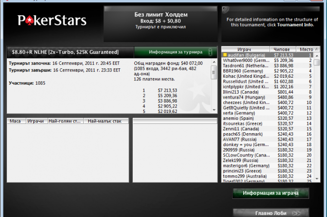 audifan pokerstars