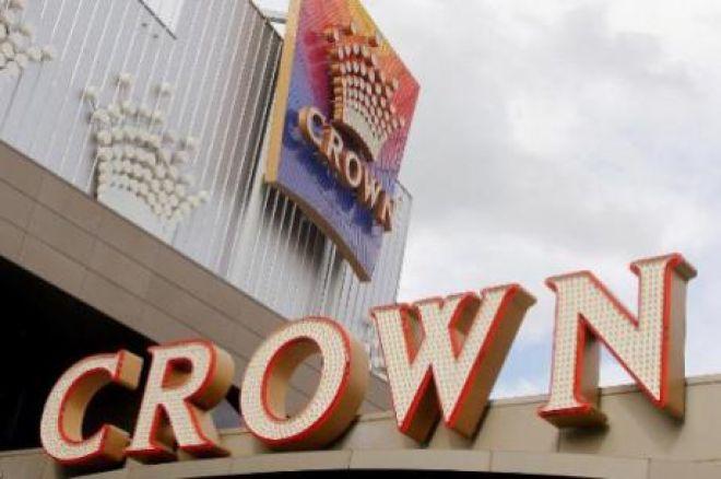 Австралийското Crown Casino отваря и UK врати 0001