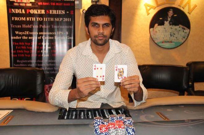 Ashutosh Naik reigns supreme at IPS 8 0001