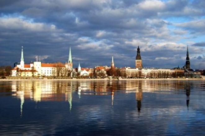 Kvalifikācijas uz Unibet Open Rīgā 0001