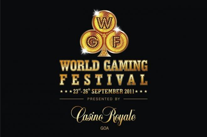 World Gaming Festival starts from 23rd September 0001