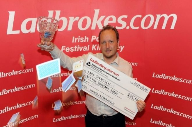 Last Chance To Qualify For The 2011 Irish Poker Festival on Ladbrokes 0001
