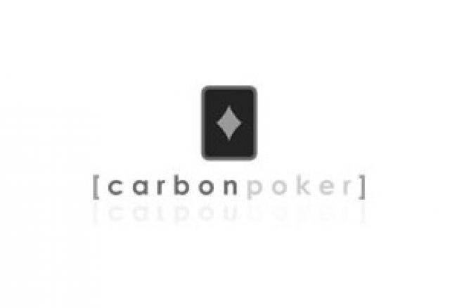Πάρτε αποκλειστικό Bonus στο Carbon Poker μέσω του PokerNews 0001