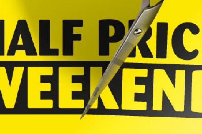 Deep Stack уикенд с входни такси на половин цена в PKR 0001