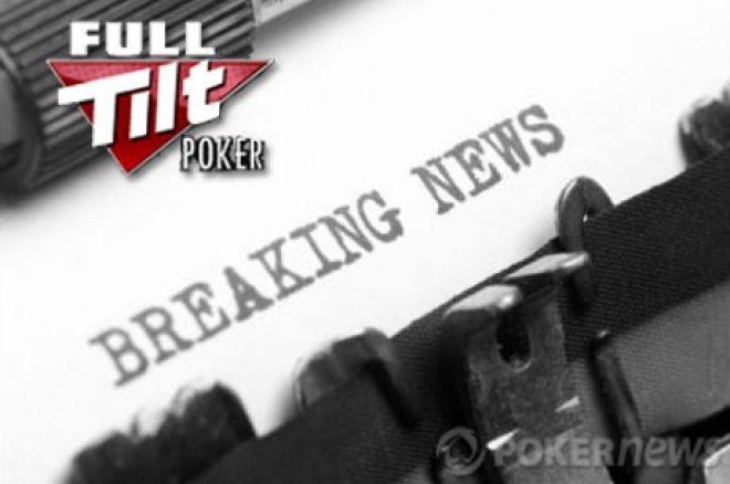 Full Tilt Poker: Co je nového? 0001