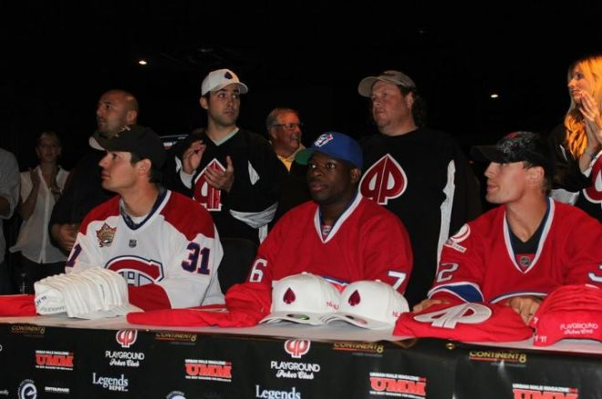 Pascal Lefrancois, Gavin Smith & NHL Stars