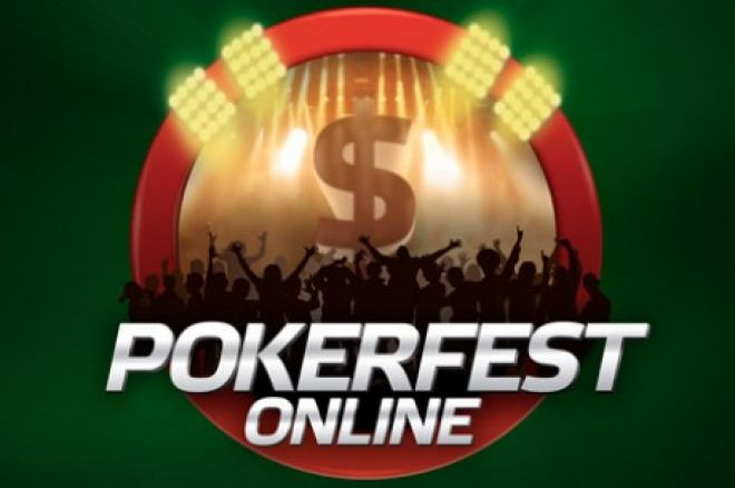 PartyPoker Weekly: $3 Million On Offer At The Inaugural Pokerfest 0001
