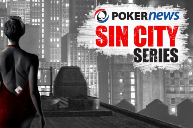 Sin City Series: Torneio de Caridade E.J. Whitten 0001