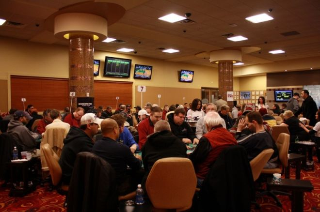 Canterbury Park Poker Room