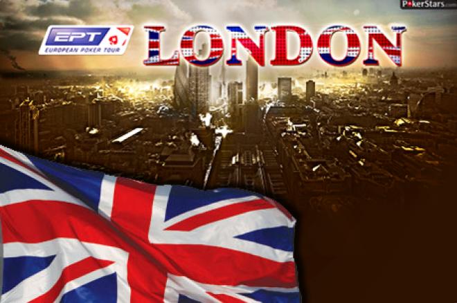 De PokerStars.com European Poker Tour Londen begint vrijdag