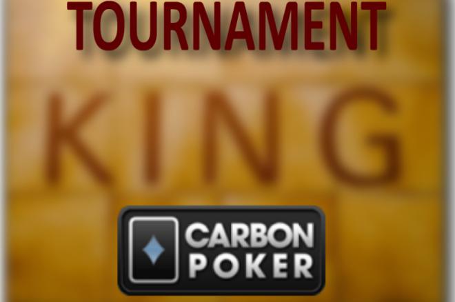 Турнирна ранглиста и PokerNews лига с $15,000 добавени в Carbon Poker 0001
