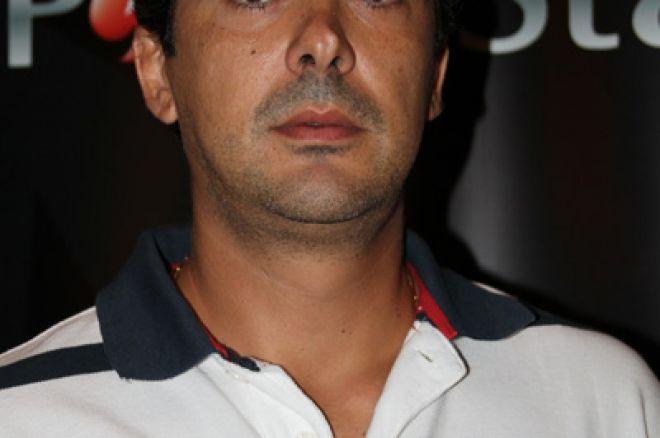 Sérgio Marques Lidera Dia 1b PokerStars Solverde Poker Season 0001