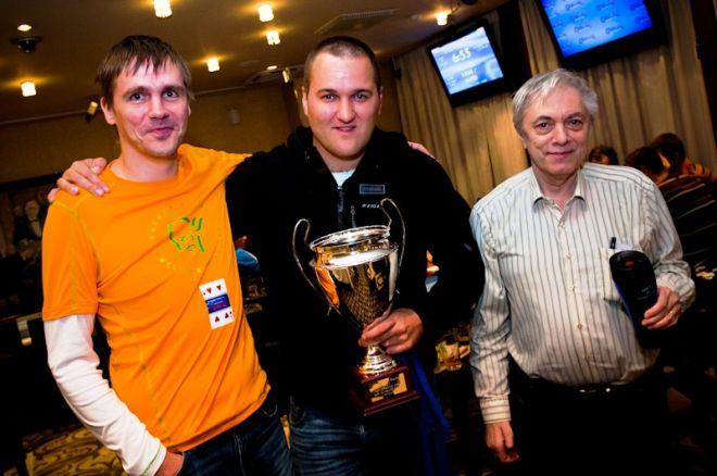 vasakult Martin Saar, Martin Toomas, Aare Sepp