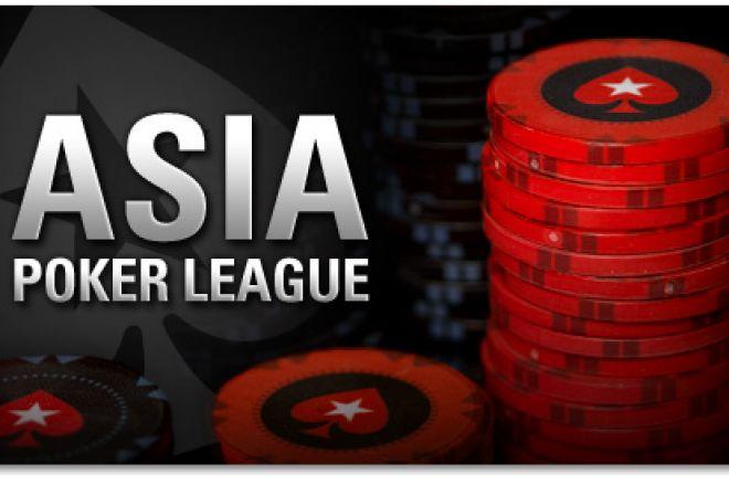 扑克之星亚洲玩家独享促销活动-APL亚洲扑克排行榜 0001